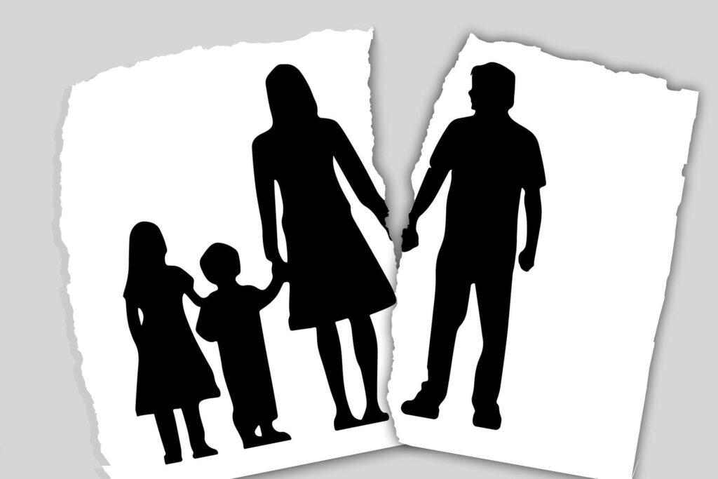 familierecht echtscheiding